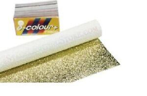 """Rosco E-Colour #272 Soft Gold Reflector (48""""x25' Roll)"""