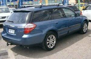 2007 Subaru Outback SUV Mitchell Gungahlin Area Preview