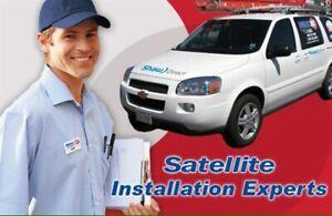 Satellite dish installation/repair/Pointing/ Re-Pointing