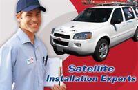 SATELLITE DISH INSTALLATION/REPAIR/POINTING/BELL/DIRECTV/SHAW