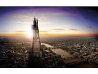 Full Time Corporate Receptionist Positions - Iconic Central London Landmarks £21,000 - £28,000