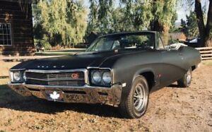 1968 Buick GS400 Custom 455 Ram Air Convertible