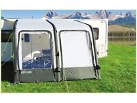 * SAVE £50 * CLIMATE AIRZONE 300 AIR AWNING * SPECIAL OFFER!! ON DISPLAY AND IN STOCK!!