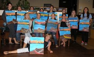 HOLIDAY STAFF OR CLIENT PAINT PARTY Belleville Belleville Area image 3