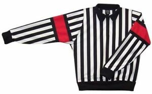 New hockey referee jersey shirt pants arm bands equipment