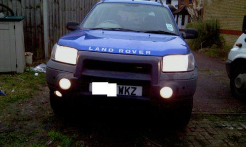 Land Rover Freelander 1 Td4 Ebay