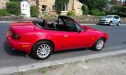 Mazda MX5 Car