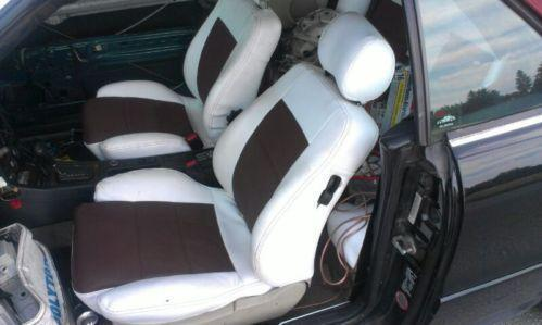 audi cabrio ledersitze sitze ebay. Black Bedroom Furniture Sets. Home Design Ideas