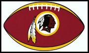 Redskins Decal