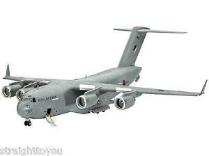 Revell 1/144 C-17 Qatar / RAF Plastic Model Kit 04674