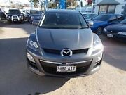 2010 Mazda CX-7 ER10L2 Classic Activematic Grey 5 Speed Sports Automatic Wagon Gepps Cross Port Adelaide Area Preview