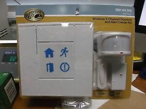 Hampton Bay Wireless 4-channel Door Bell and Alert Kit