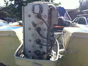 Chrysler 115HP outboard motor now parts missing no longer running Mount Druitt Blacktown Area Preview