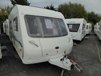Caravan for sale with motor mover porch awning