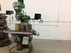 Used Ex-Cell-O  Milling Machine w/Digital Readout