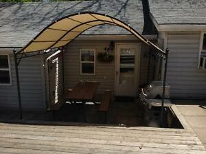 One and 2 bedroom cottage for rent in the heart of Grand Bend