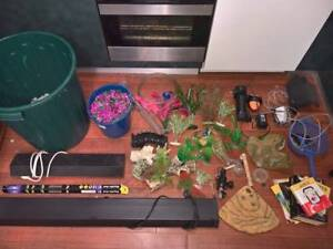Various Fish/ Turtle Tank products Erskineville Inner Sydney Preview