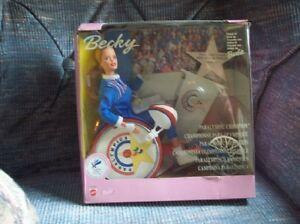 Collectible Boxed Barbies, Star Wars, Becky Doll Belleville Belleville Area image 3