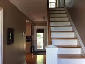 FABULOUS DOWNTOWN FAMILY/STUDENT HOME AVAILABLE SEPT. 1