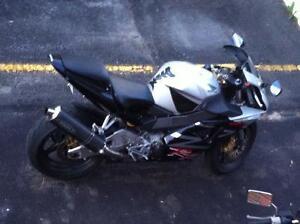 Moto sport Honda 954 rr
