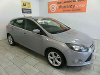 2011 Ford Focus 1.6 TI-VCT ( 125ps ) Zetec ***BUY FOR £33 PER WEEK***