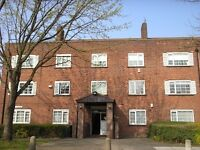 Two bedroom flat with off street parking. Short term assured tenancy (6month minimum) .