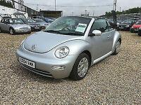 Volkswagen Beetle 1.6 2004MY