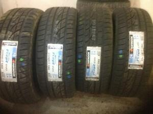 NEW WINTER TIRES for SUV