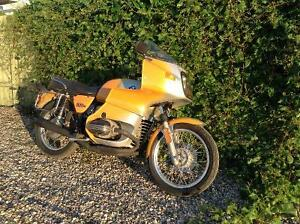 BMW R100/7 - Daytona Orange! (ON HOLD)