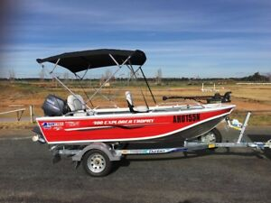For Sale- 2014 Quintrex 400 Explorer Trophy Temora Temora Area Preview