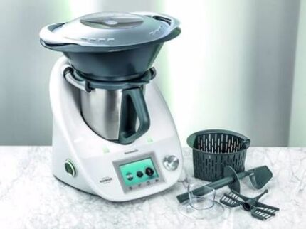 Thermomix used about 6 times