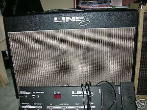 "LINE 6 FLEXTONE II ""XL"" 2X12 COMBO . Kitchener / Waterloo Kitchener Area image 1"