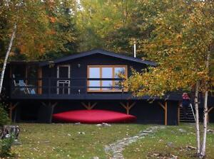 Island Cottage for Rent on Lake Restoule