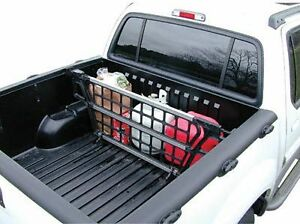 Bed Cargo Divider Toyota Tundra 2007-17