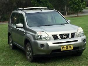 2008 Nissan X-trail ST Manual 4x4 Petrol Mullumbimby Byron Area Preview
