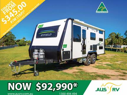 2017 AUSRV BYFIELD (FAMILY 5 or 6 Berth)