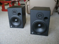 Event Active TR8 monitors pair