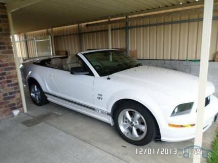 2008 Ford Mustang Convertible Currumbin Gold Coast South Preview