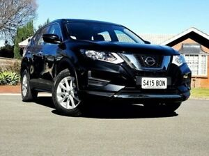 2017 Nissan X-Trail T32 Series II ST X-tronic 2WD Black 7 Speed Constant Variable Wagon Medindie Gardens Prospect Area Preview