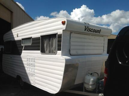Caravan for hire $100 per week