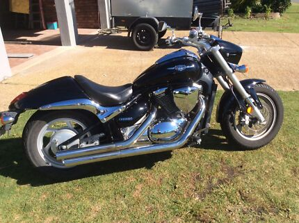 Suzuki Boulevard M50 800 Motorcycle REDUCED!!!