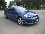 2015 Holden Commodore VF II MY16 SV6 Blue 6 Speed Sports Automatic Sedan Elizabeth Playford Area Preview