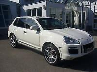Porsche Cayenne 4.8 S Turbo LHD, Fully loaded