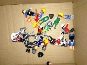 Collection of Playmobil people for sale London Ontario image 1