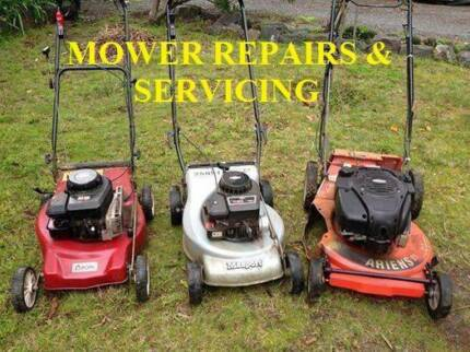 Whitehorse Lawn Mower Repairs Servicing