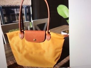 Authentic Longchamp bag(small) w/long handle. Mustard colo Mornington Clarence Area Preview