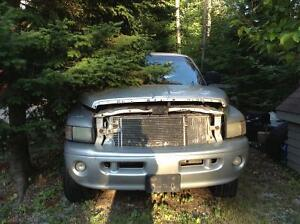 2002 Dodge Ram diesel truck new price