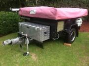Semi off-road king size bed Berwick Casey Area Preview