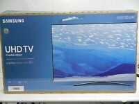 "SAMSUNG 40"" SMART UHD NEW BOXED WOTH DELIVERY 4k"