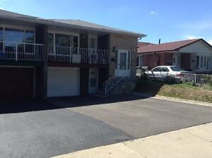CLEAN AND UPDATED SEMI-DETACHED FOR RENT (MALTON)